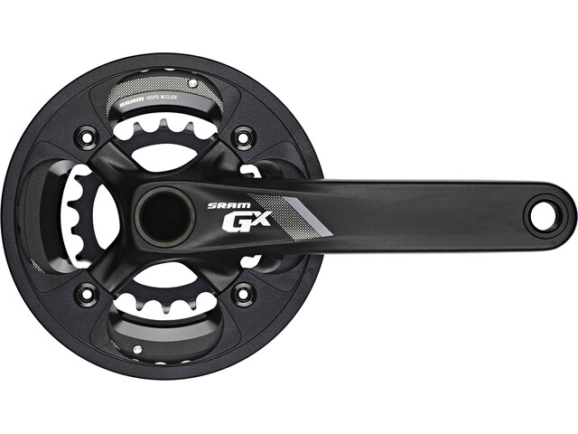 SRAM GX-1000 Crankset 36/22 tanden, 10-speed, GXP, black